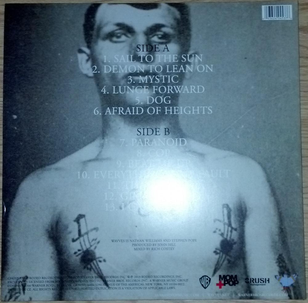 Review: Wavves — Afraid Of Heights ‹ Modern Vinyl