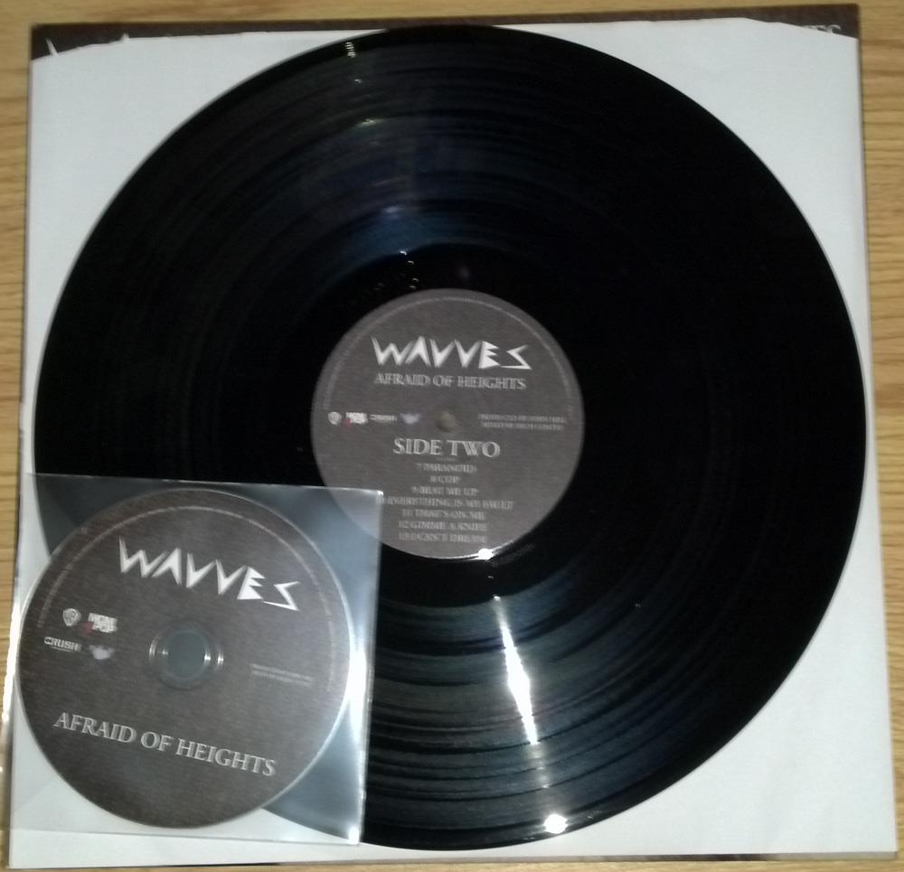 Review Wavves Afraid Of Heights Modern Vinyl