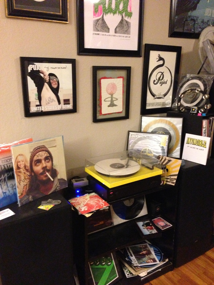 Collector Of The Month May 2013 Modern Vinyl