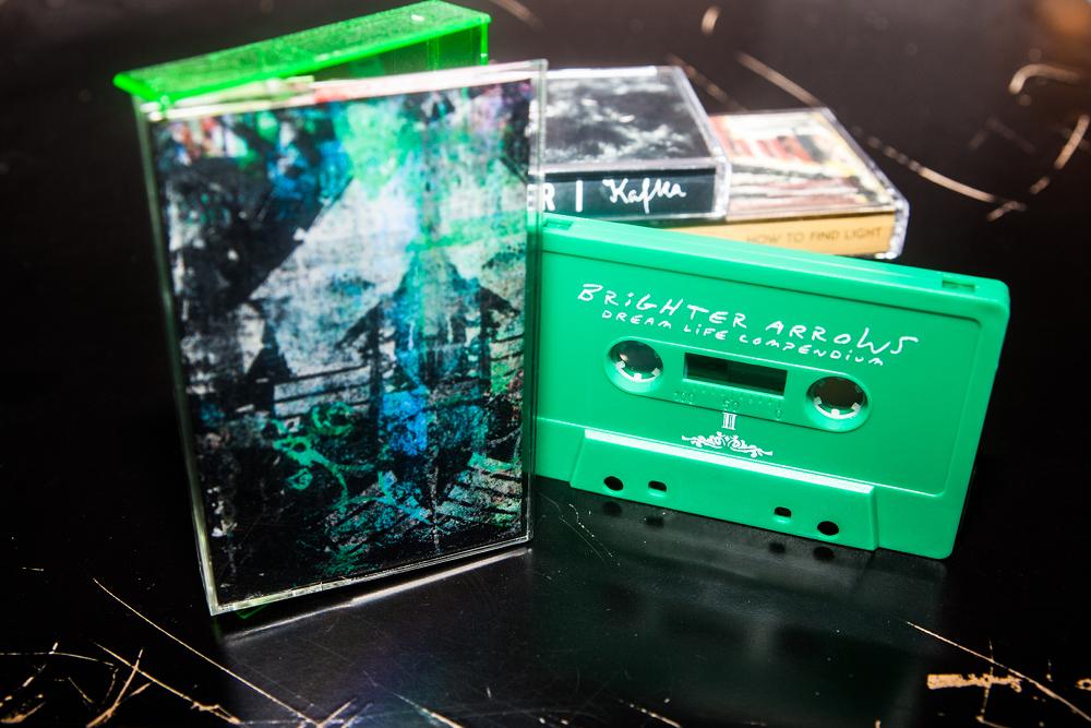 Cassette Corner — July 2013 (Skeletal Lightning)