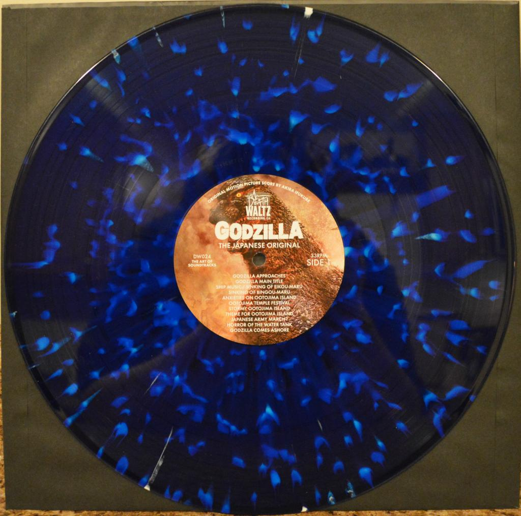 Reissue Review Akira Ifukube Godzilla 1954 Modern Vinyl