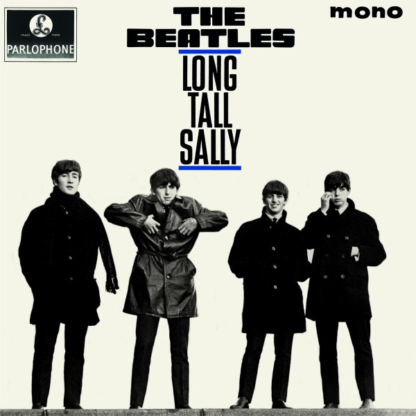 The Beatles releasing 'Long Tall Sally' for Black Friday