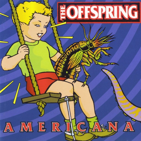 Offspring's 'Americana' coming to vinyl again