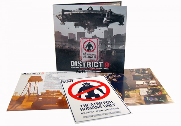 'District 9′ soundtrack pressing announced