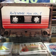 A look at 'Awesome Mix: Volume 1'