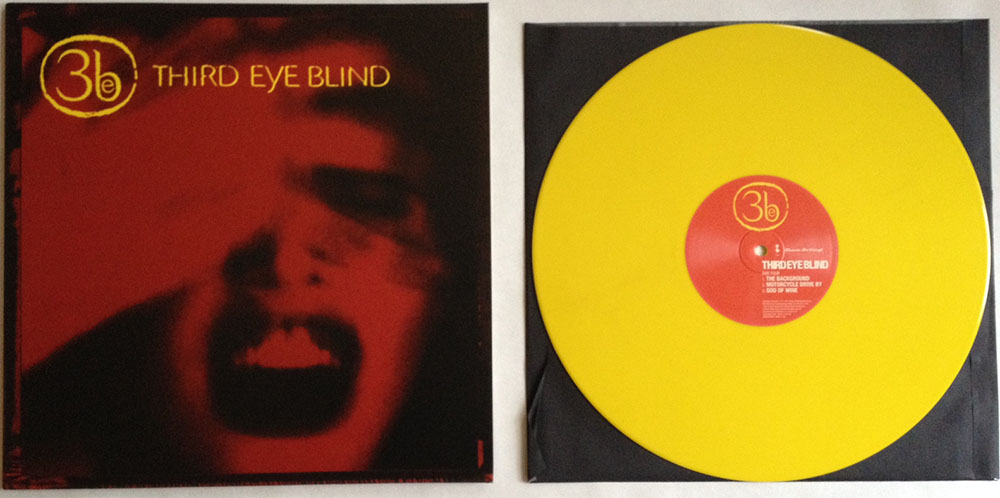 third eye blind a collection remastered
