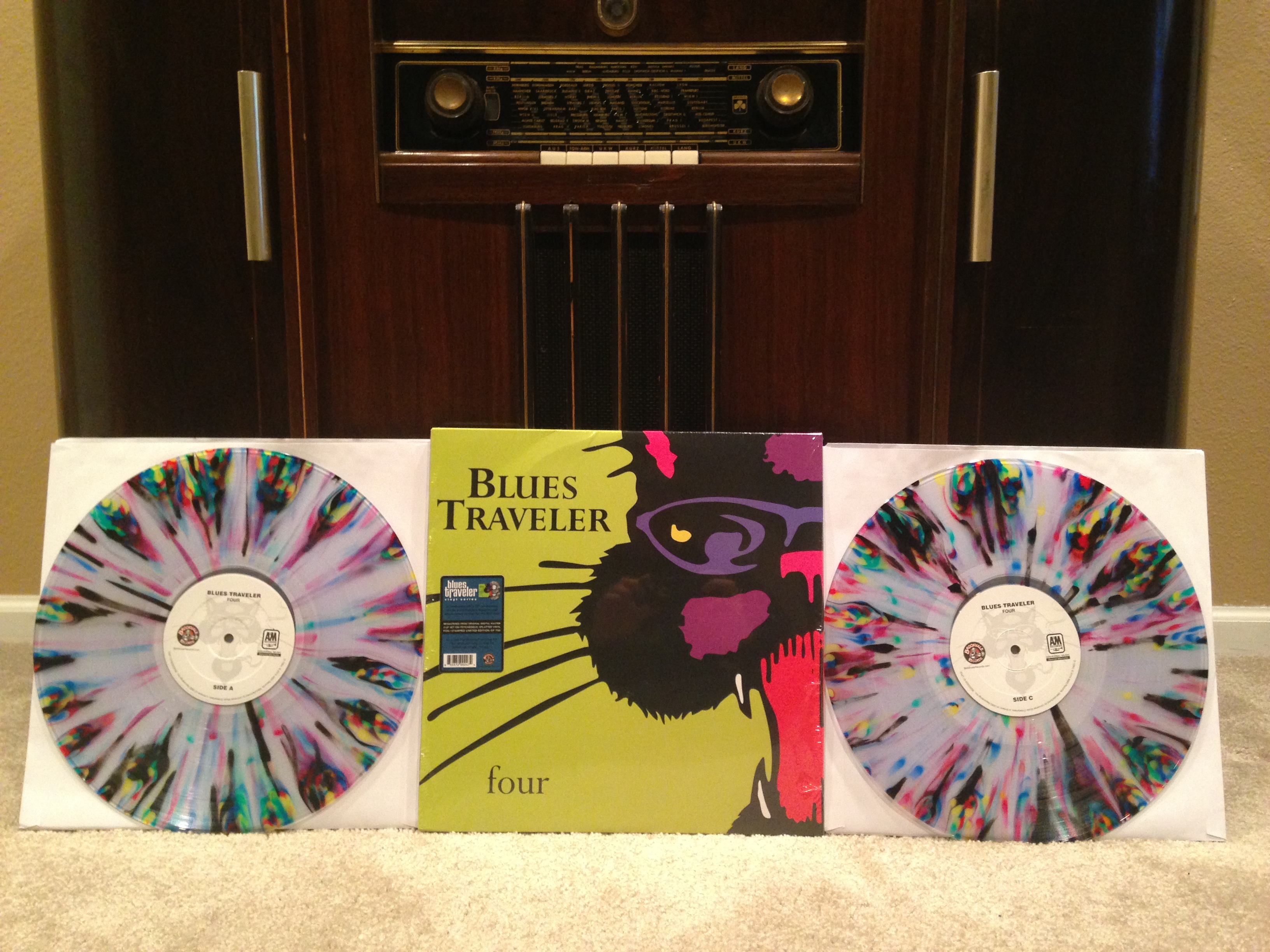 Blues Traveler Reissues Worth The Wait Modern Vinyl