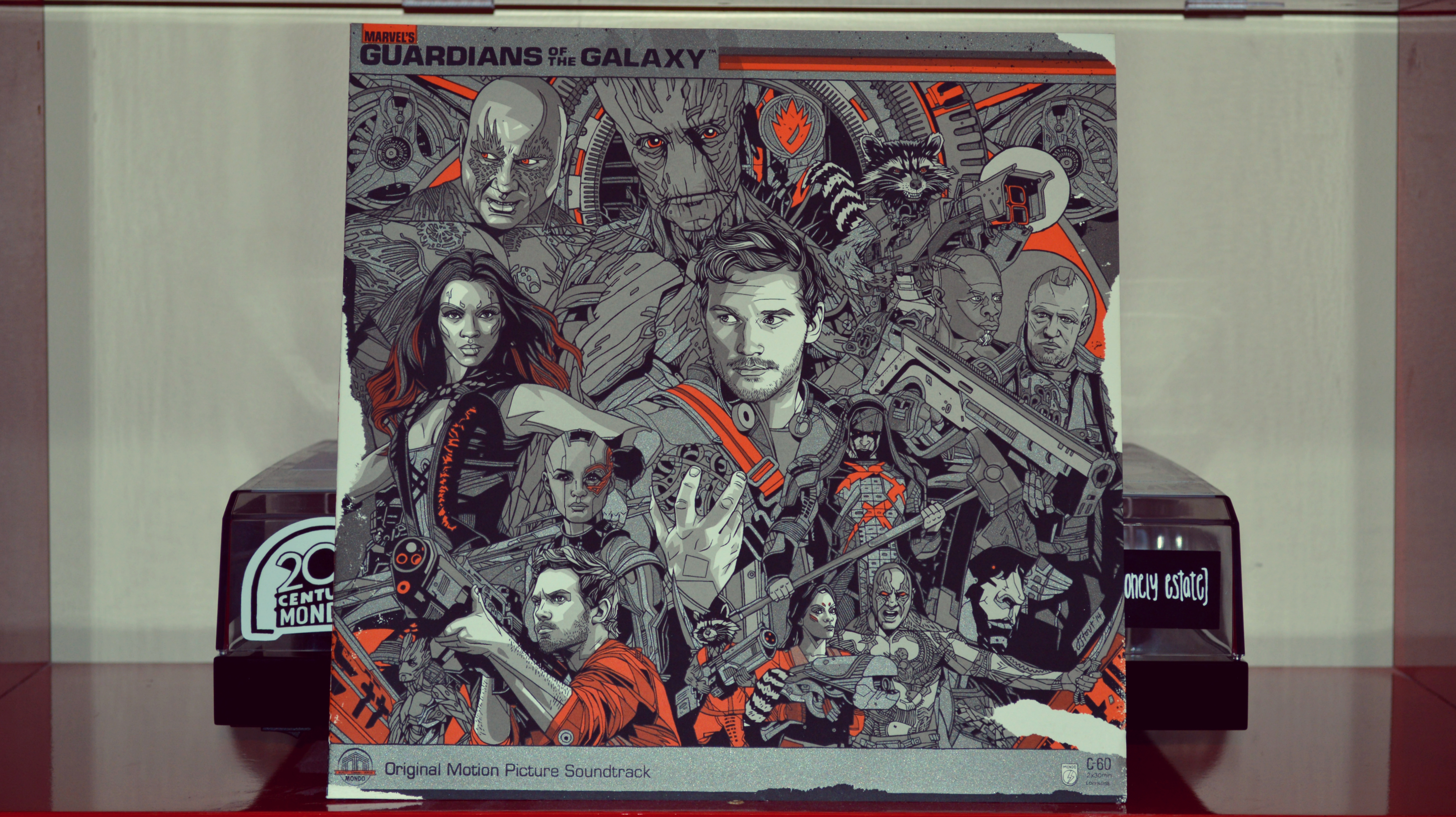 Guardians Of The Galaxy Ost Review 119