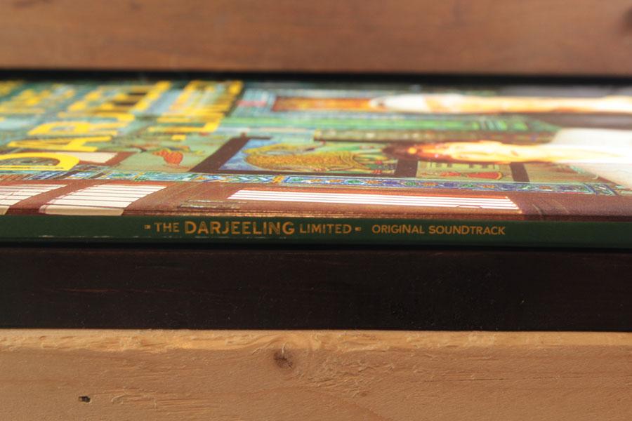 Vinyl Review The Darjeeling Limited Ost Modern Vinyl