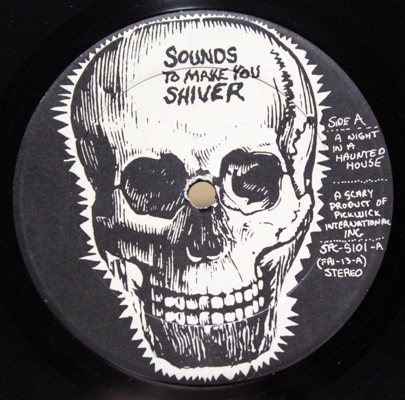 Spooky Vinyl Halloween Records For Kids Modern Vinyl