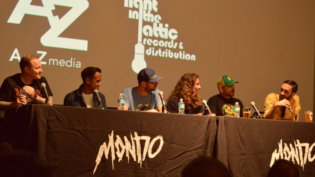 Soundtrack pannel