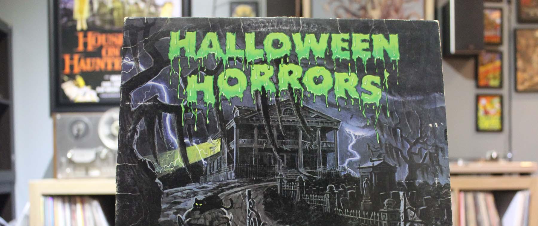 spooky vinyl: halloween records for kids ‹ modern vinyl