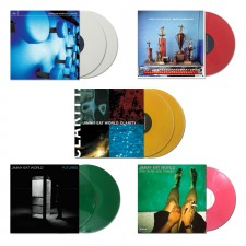 New Variants: Jimmy Eat World