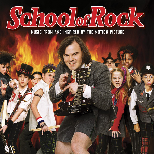 School Of Rock Soundtrack Coming To Vinyl Modern Vinyl