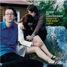 Kings of Convenience LPs being reissued