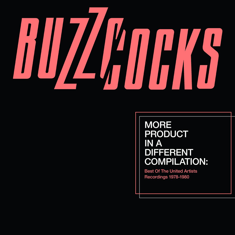 Rsd Exclusive Buzzcocks Releasing Best Of Ua Modern Vinyl