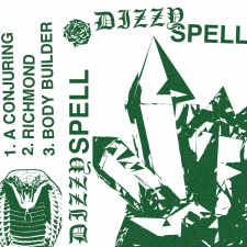 Dizzyspell's debut EP gets a physical issue