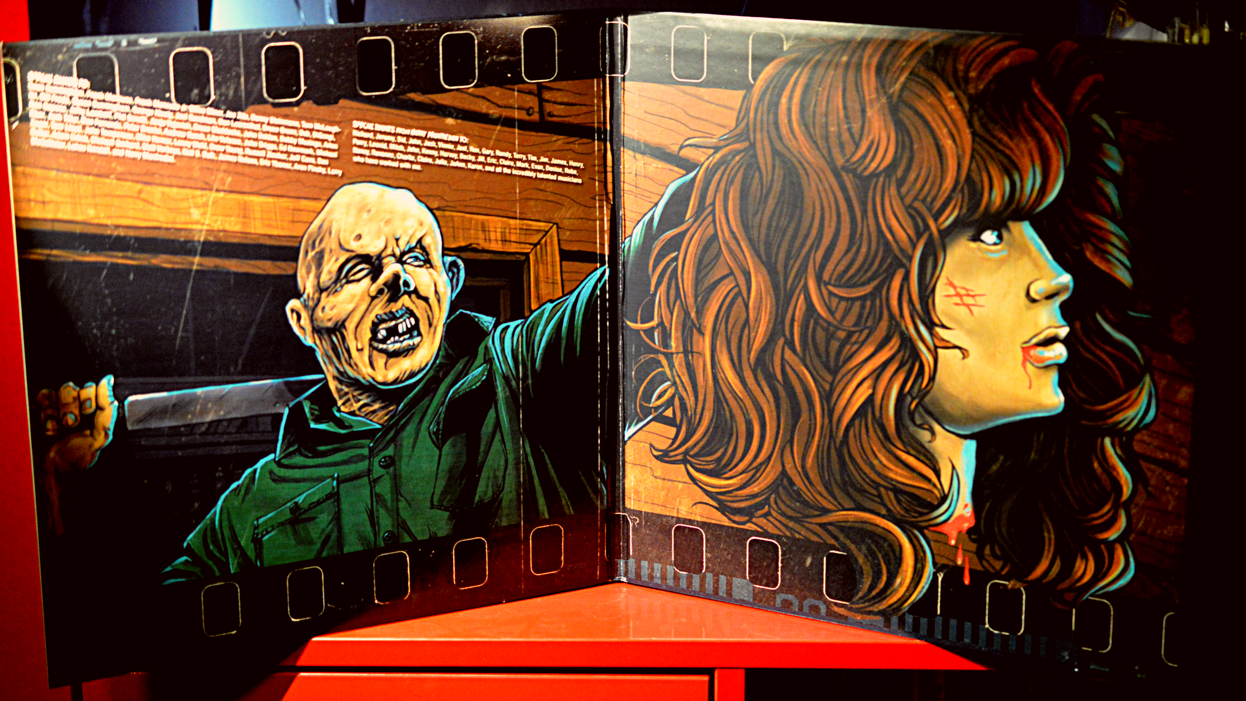 Vinyl Review Harry Manfredini Friday The 13th Part 3