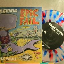Random Pull: Sufjan Stevens — Exploding Whale 7″