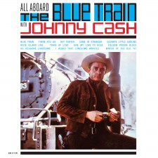 RSD Exclusive: Cash's 'Blue Train' getting reissued