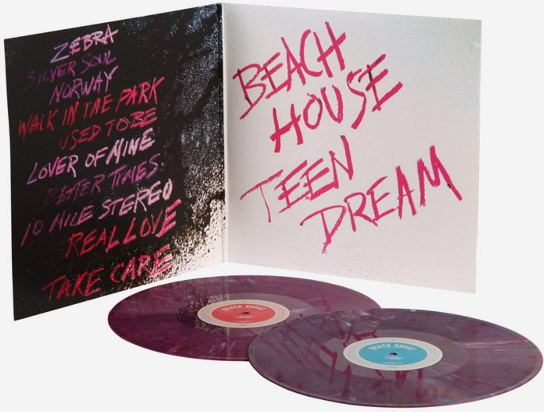 New Pressing Beach House Teen Dream