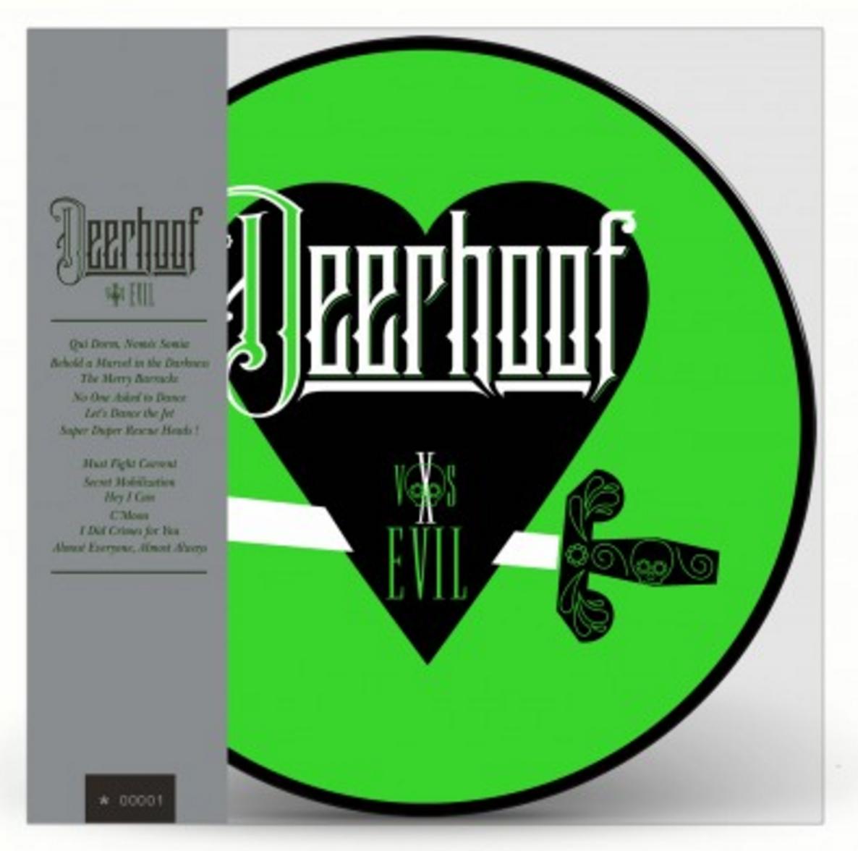 Deerhoof S Vs Evil Getting Picture Disc Modern Vinyl