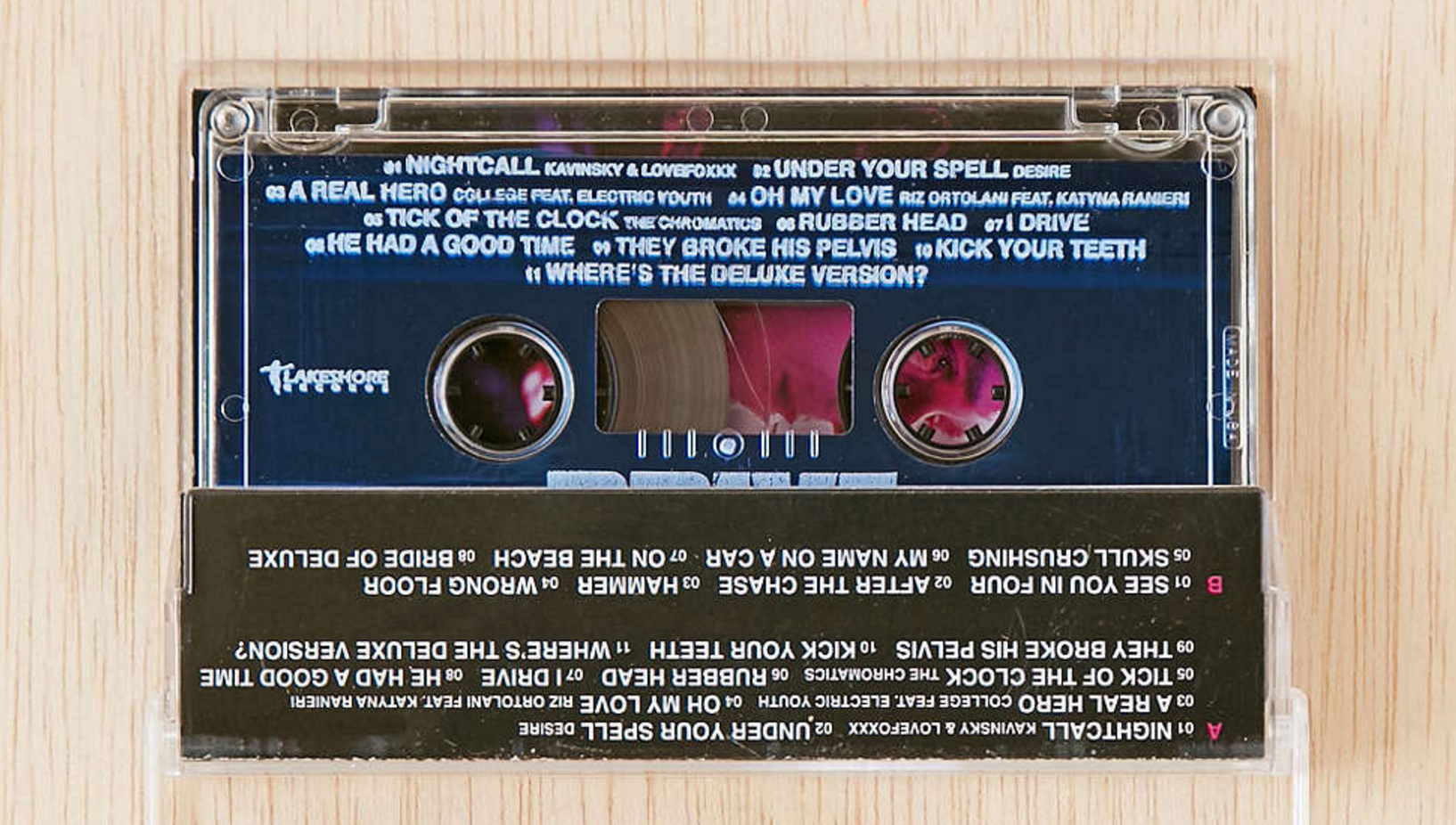 Cassette Roundup 1975 Weeknd Drive Modern Vinyl