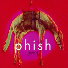 Phish's 'Hoist' getting first pressing