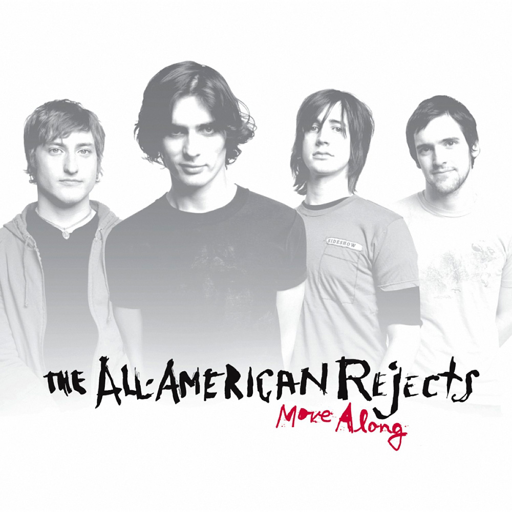Rsd 2016 All American Rejects Move Along Getting