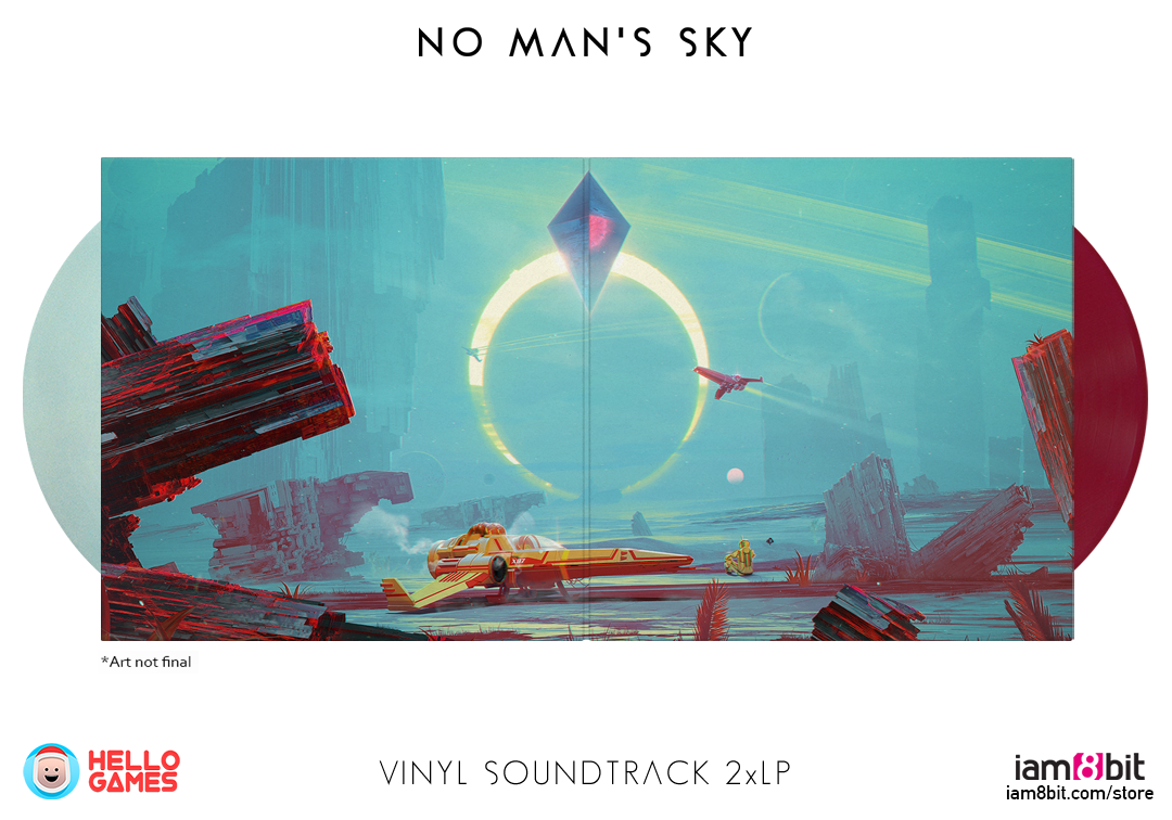 No Man S Sky Soundtrack Coming To Vinyl Modern Vinyl