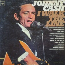 Johnny Cash albums coming to colored vinyl