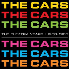 Box-set, 2xLP best-of from The Cars up for order