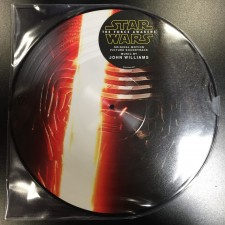 'Force Awakens' OST gets picture disc release through HT