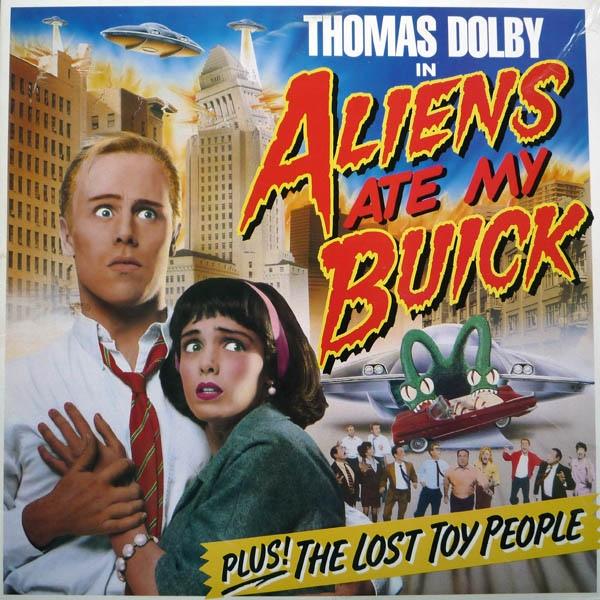 Random Pull Thomas Dolby Aliens Ate My Buick Modern Vinyl