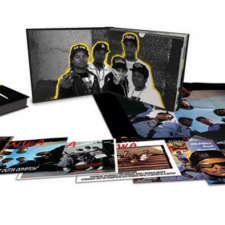 N.W.A box-set being released