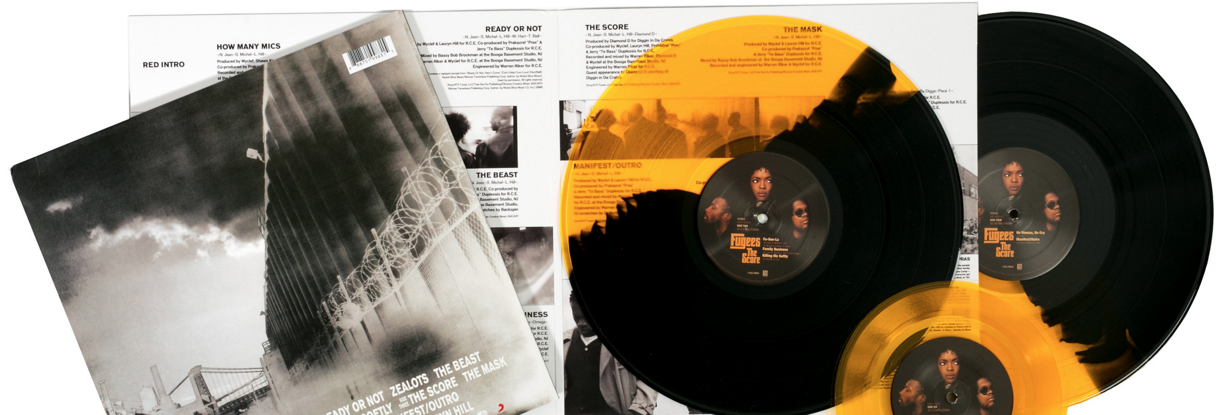 Fugees The Score Getting 20th Anniversary Release