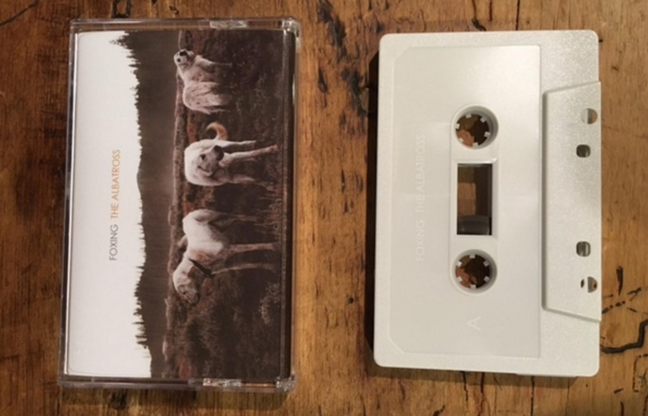 Cassette Releases Foxing Modern Vinyl