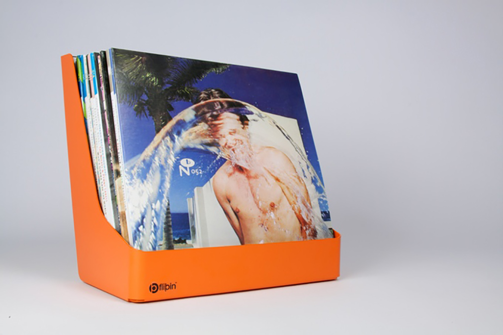 Flipbin offers up another vinyl storage option ‹ Modern Vinyl