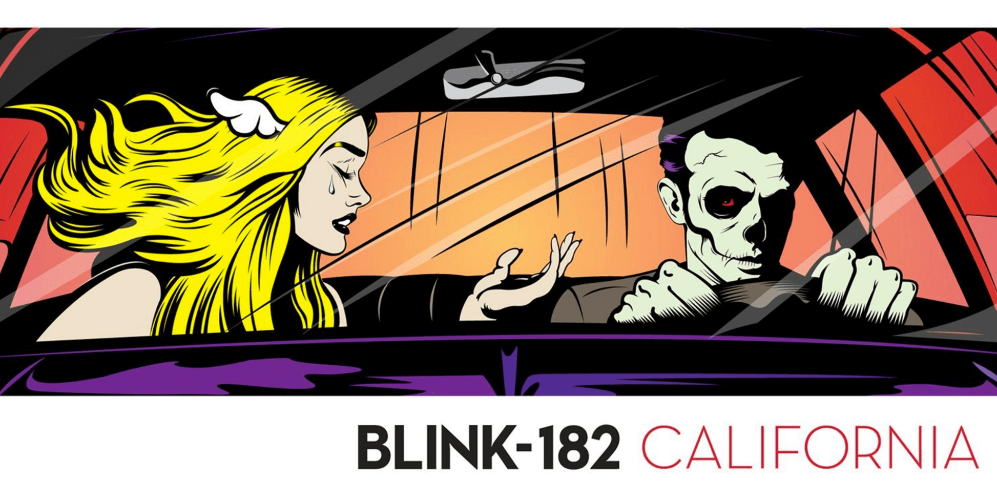 Blink 182 S California Up For Pre Order Modern Vinyl