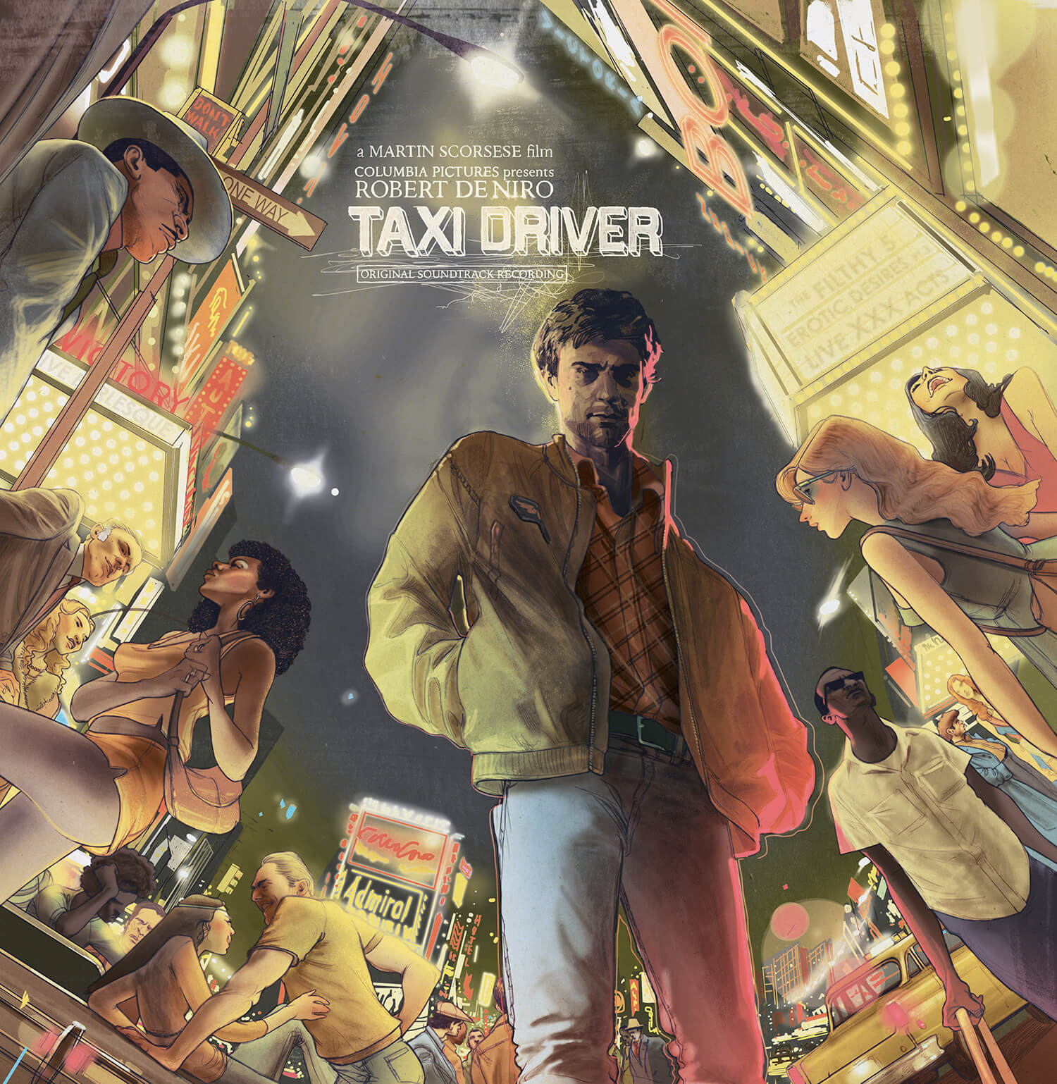 Taxi Driver Ost Up For Pre Order Modern Vinyl