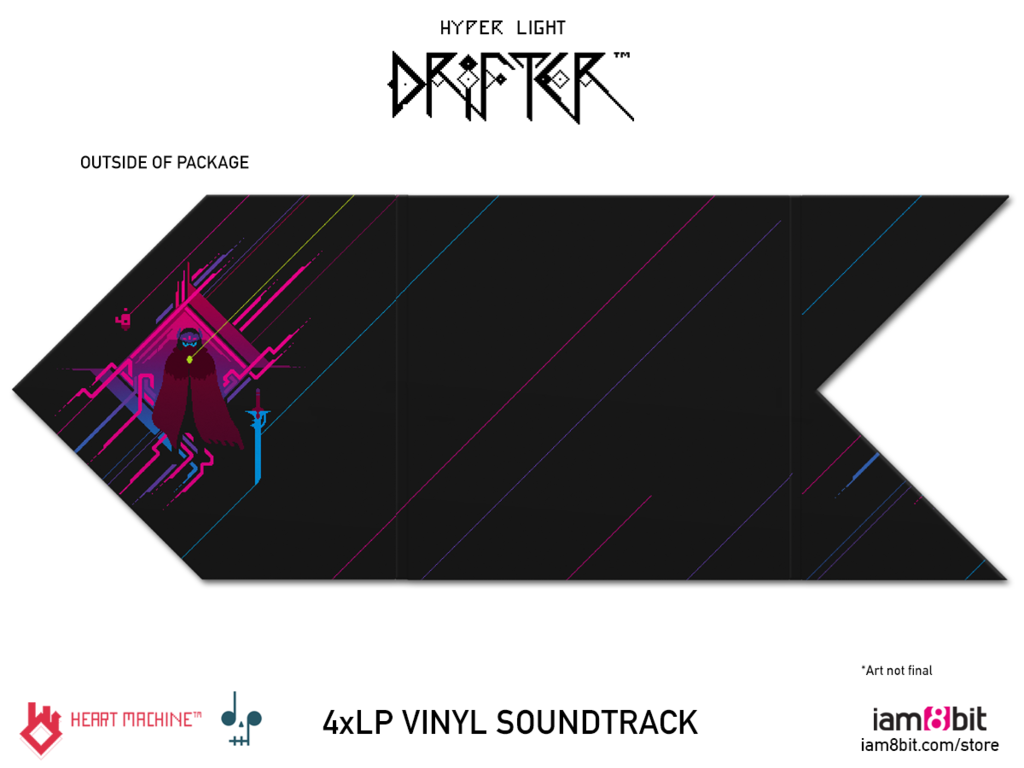 Hyper Light Drifter Soundtrack Coming To Vinyl Modern