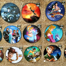 Vinyl Review: Disney Picture Discs