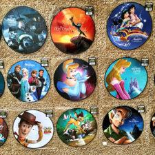 Vinyl Review: Disney Picture Discs