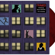 'Framed' soundtrack up for pre-order