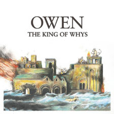 Owen's 'King of Whys' up for pre-order