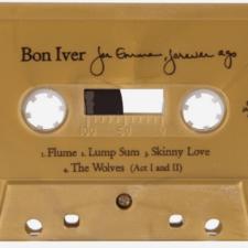 New Cassette: Bon Iver —For Emma, Forever Ago