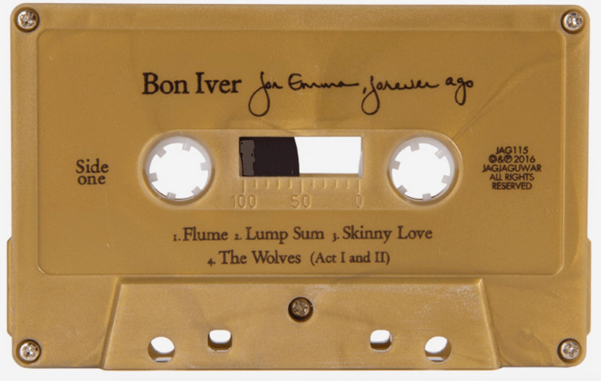 20 Year Pressing Bon Iver — For Emma, Forever Ago ‹ Modern Vinyl