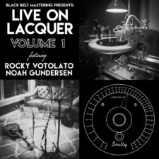 Rocky Votolato, Gundersen team up for live 7″