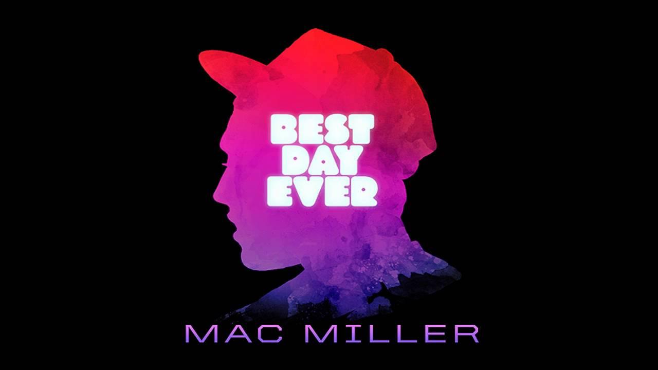 mac miller s best day ever getting pressed modern vinyl. Black Bedroom Furniture Sets. Home Design Ideas