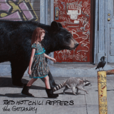 RHCP's 'The Getaway' up for pre-order